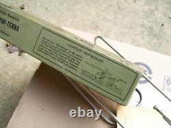 1950s Auto nos VIDI-TENNA Super antenna aerial Vintage Chevy Ford Rat Hot Rod