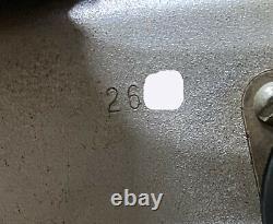 1952 Fender Split faced V front Super amp 52 Vintage Rare 2 X 10 Jensen Original