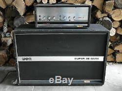 1960' WEM Watkins Super Rare Control ER30 Vintage Hand Wired 30 Watt UK Made /
