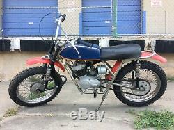 1972 Other Makes Alsport Steen Hodaka