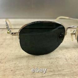 80 Nicole Matsuda 2168 Vintage Sunglasses NOS con! Super Rare