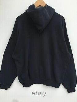 90s vintage Hook Ups Super Assassin hooded sweatshirt hoodie size XL rare