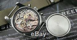 ACCURIST SUPER 400 CHRONOGRAPH DIVER GENTS VINTAGE WATCH c1960's-RARE