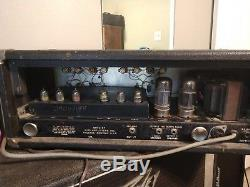 AIMS Eclipsor VINTAGE 120 watt Guitar Tube Amp Head SUPER RARE
