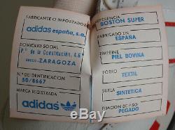 Adidas Boston Super Made In Spain US 8 Eur 41 Vintage Unique Torsion ZX Rare OG