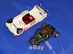 Afx Vega Funny Car Mean Green Arm Ho Slot = Vintage Minty Nice Rare Super Clean