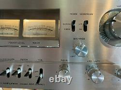 Akai AM-2850 Vintage Integrated Stereo Amplifier Super RARE Look