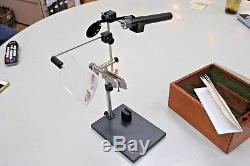 Ari't Hart ATH Deluxe Fly Tying Vise Vice Super Rare Vintage
