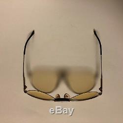 BOEING CARRERA 5701 Vintage Sunglasses SMALL 100%Auth Fine con! Super Rare