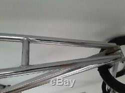 Cineli Pista Super Corsa Fixed Bike Frame Fork Columbus Steel Vintage Very Rare