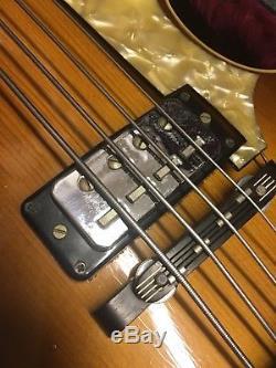 Hofner 500/1 SUPER RARE Vintage Original 66 Electric Violin Bass Guitar