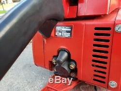 Homelite Super 650 Chainsaw Terry Saw Very Rare Vintage Chainsaw
