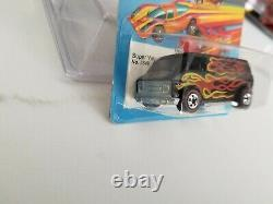 Hot Wheels Redline Super Van Flying Colors Look Vintage Rare Custom Van