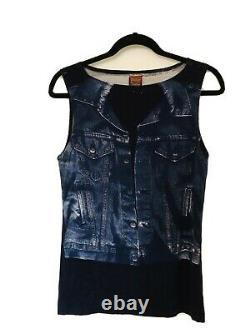 Jean paul gaultier RARE VINTAGE shirt, Top, Size 42