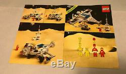 LEGO 1593 SUPER MODEL Vintage Classic Space Complete Box Instruction VERY RARE