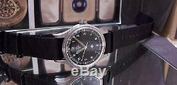 Lovely Vintage Super Rare Omega 53 Raf Military Watch 1953 + Case