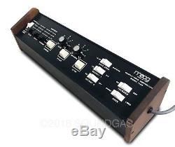 MOOG 1125 SAMPLE-HOLD CONTROLLER Super Rare For Vintage Minimoog / Modular