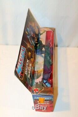 MOTU 1982 Vintage He-Man Skeletor & Panthor 2-Pack NRFB Mattel SUPER RARE Box