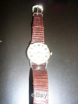 Men's Rolex Cellini, Vintage Swiss Chronometer, Solid 14k, Serviced, Super Rare