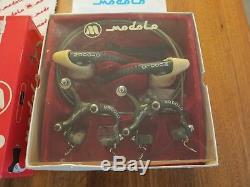 Modolo Master Pro Vintage Brake Set SUPER RARE NOS COMPLETE 1980's