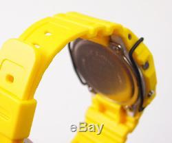 NEW G-SHOCK DW-5600ED-9 Watch yellow 1996 vintage DW-5600 Super Rare Japan