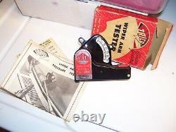 NOS Vintage original TRICO Wiper Arm tester Service station GM Chevy Ford 1950s