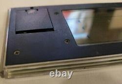 Nintendo Super Mario Bros Crystal Screen Game Watch YM-801 RARE Vintage