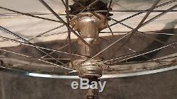 Old School Bmx Gt Mohawk Hubs Araya Rims Super 7x 36 Hole 20 Vintage Rare Htf