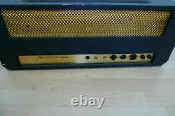 Original rare collector Marshall JMP JTM 1970 Super PA 100 w 4-Channel in case