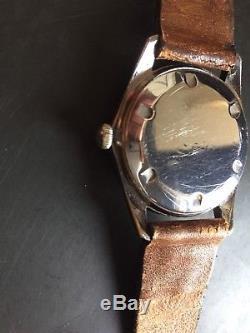 Oris Super Diver Vintage watch uhr 1960 17 Jewels Rare Handaufzug seher selten