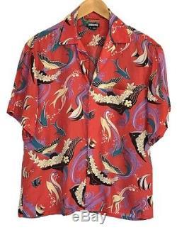 Patagonia Pataloha Fish-and-Tits Medium Super Rare Vintage Aloha Shirt