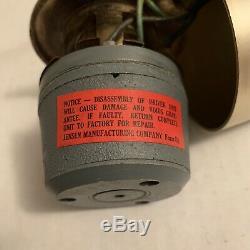 RARE Jensen R104 Vintage GOLD HF Super Tweeter Imperial Speaker Audiophile RP302