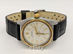 RARE Vintage Rolex 5013 Super Precision Bubble Back