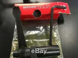 RARE Vintage Shimano Dura Ace 10 Track Groupo