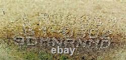Rare Handmade Vintage New Cannondale Super V Raven 2000FR MB for Collectors