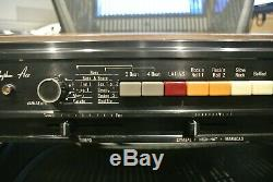 Rare Vintage ACE TONE BENTLEY RHYTHM ACE FR-8L Analog Drum Machine Roland TR77