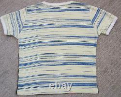 Rare Vintage Custo Barcelona Custoline Superhero Short Sleeve Small T Shirt