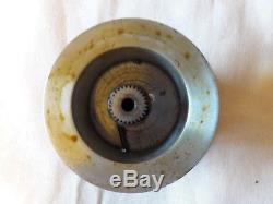 Rare Vintage Hardy Super Silex Multiplier Reel 3 1/2 Diam, Excellent Condition