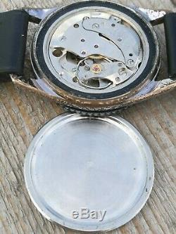Rare Vintage Oris 65 Super 17 Jewels Diver Watch Cal. KIF 484