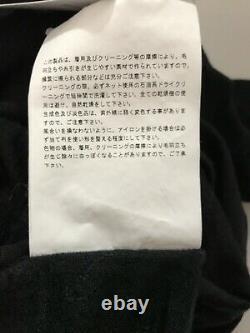 Rare Vtg Junya Watanabe Comme des Garcons Black SS03 Bondage Parachute Top M