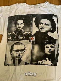 Real Vintage Depeche Mode T-shirt SUPER RARE