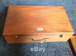 Richard Wheatley Fly Tying Chest Large Super Rare Ultimate Gift