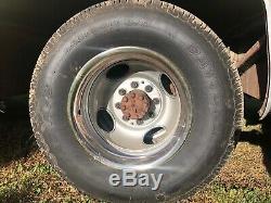 SUPER RARE 20 Foot Airstream Argosy Chevrolet Motor Home Motorhome Vintage Retro