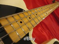 SUPER RARE 2012 Fender squier vintage modified Telecaster Special bass guitar