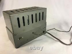 SUPER RARE Astatic EA-2 Tube Equalizer Mono Vintage