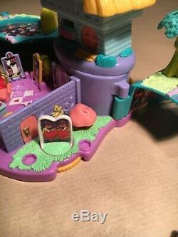 SUPER RARE Disney Bluebird Polly Pocket Alice in Wonderland 1996