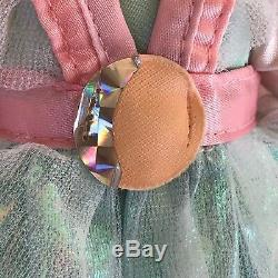 SUPER RARE RAINBOW BRITE DRESS UP MOONGLOW DOLL Made in China By Mattel 1983