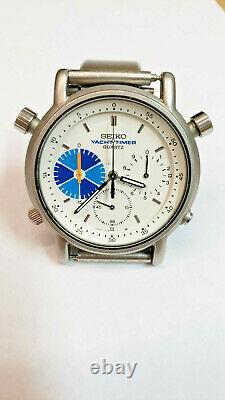 Seiko 7A28-7090 Yacht Timer Chronograph / Super RARE / Vintage /