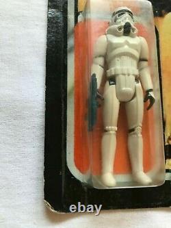 Star Wars Vintage Lili Ledy Stormtrooper 30 Back Very Rare Mexico Super Rare