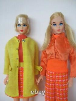 Super RARE European exclusive Vintage Barbie fashion + fun time + hair fair